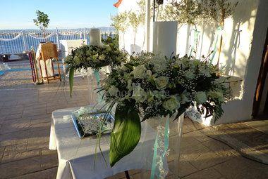 Ανθοστολισμοί Γάμου The Garden image